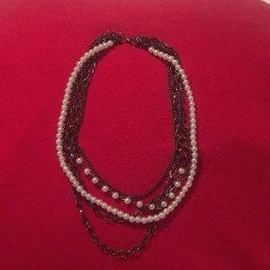 Jewelry - 5 strand necklace